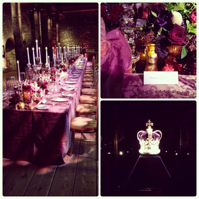 Cena The Tower of London