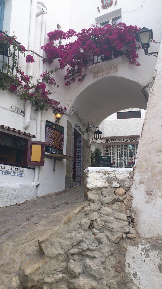 Mojácar Pueblo Tres Piezas Sueltas