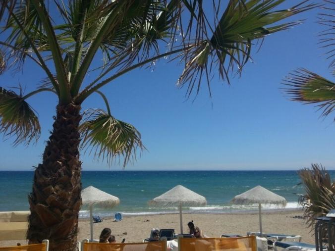 Chiringuitos en Mojacar Playa