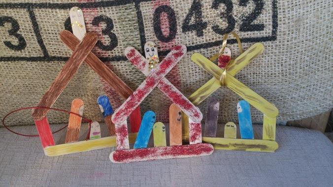 Taller navideño MiraMami El Portical